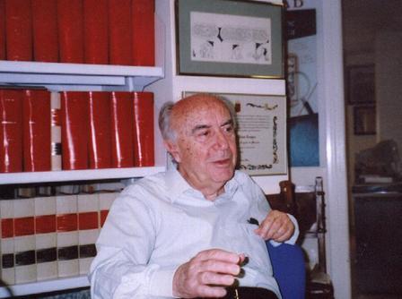 ENTREVISTA ANTONIO PÉREZ CRESPO  /  17  - 12 - 04