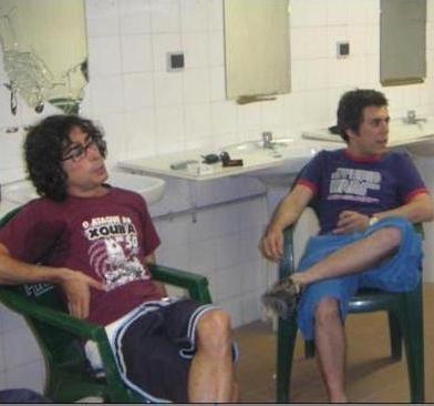Entrevista Iván y Amaro Ferreiro / 23-6-05